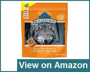 Blue Buffalo Wilderness Treats Review