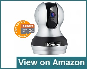 Vimtag VT-361 Super HD WiFi Dog Camera Review