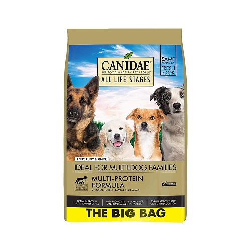 CANIDAE Life Stages Dog Food for Puppies