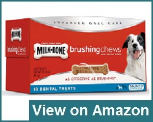 Milk Bone Brushing Chews Review