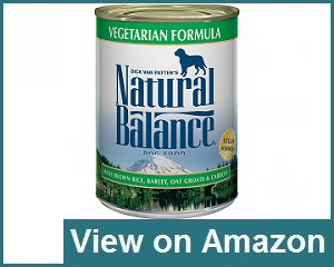 Natural Balance Vegetarian Review