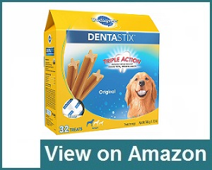Pedigree Dental Sticks Review