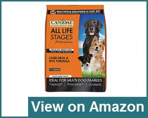 Canidae Life Stages Dry Dog Food Review
