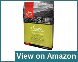 Orijen Senior Dry Dog Food Review