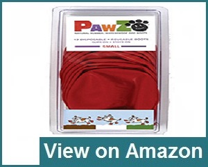 Pawz Red Dog Boots Review