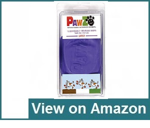 Purple Pawz Reusable Boots Review