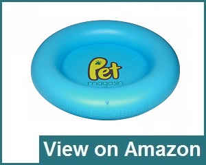 Pet Magasin Inflatable Pool Review