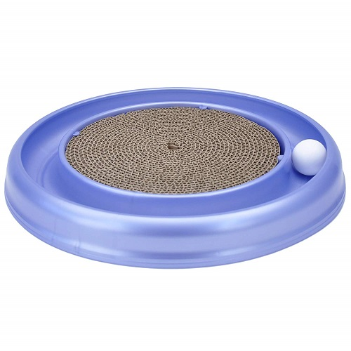 Bergan Turbo Scratcher Cat Toys Review