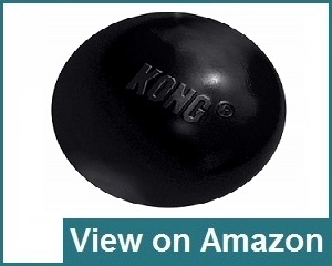 HDP Kong Rubber Extreme Ball Toy