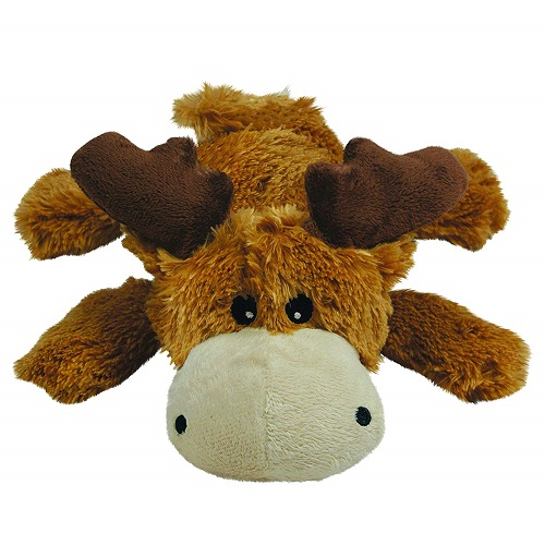KONG Cozie Marvin Moose Squeaky Dog Toy Review