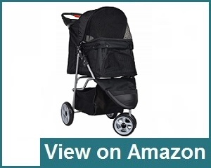 VIVO Three Wheel Stroller Review