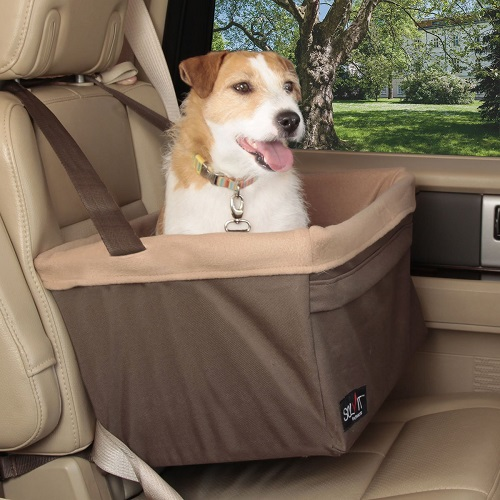 Petsafe Solvit Tagalong Pet Booster Car Seat Review