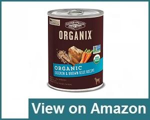 Castor & Pollux Organix Food Review