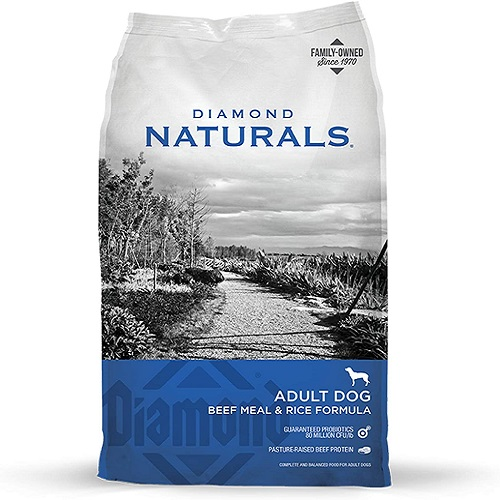 Diamond Naturals Dog Food for Allergies Review