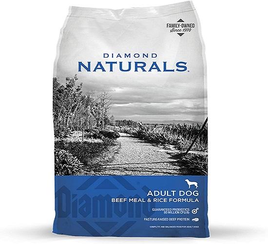 Diamond Naturals Organic Dog Food Review