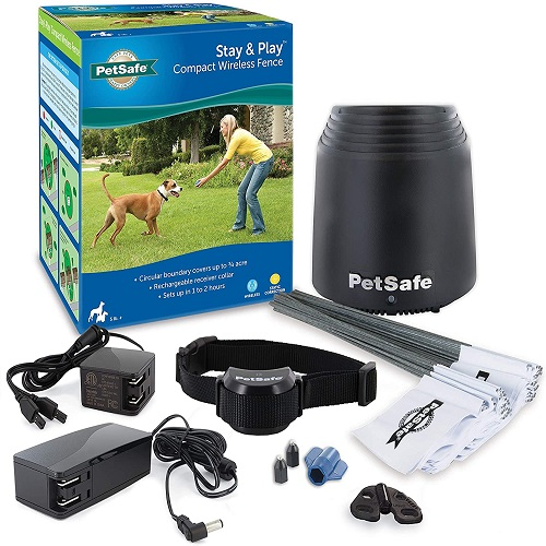 PetSafe Stay + Play Wireless Dog Fence Review
