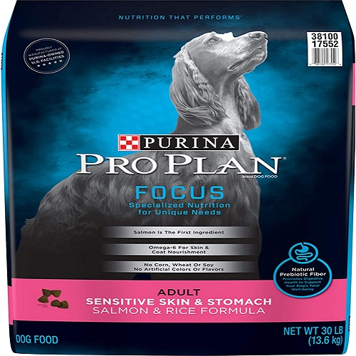 Purina Pro Plan Dog Foods for Allergies Review