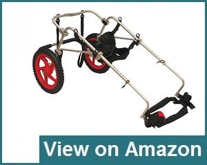 Large Dog Wheelchair Review
