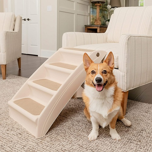 Best Dog Steps And Stairs