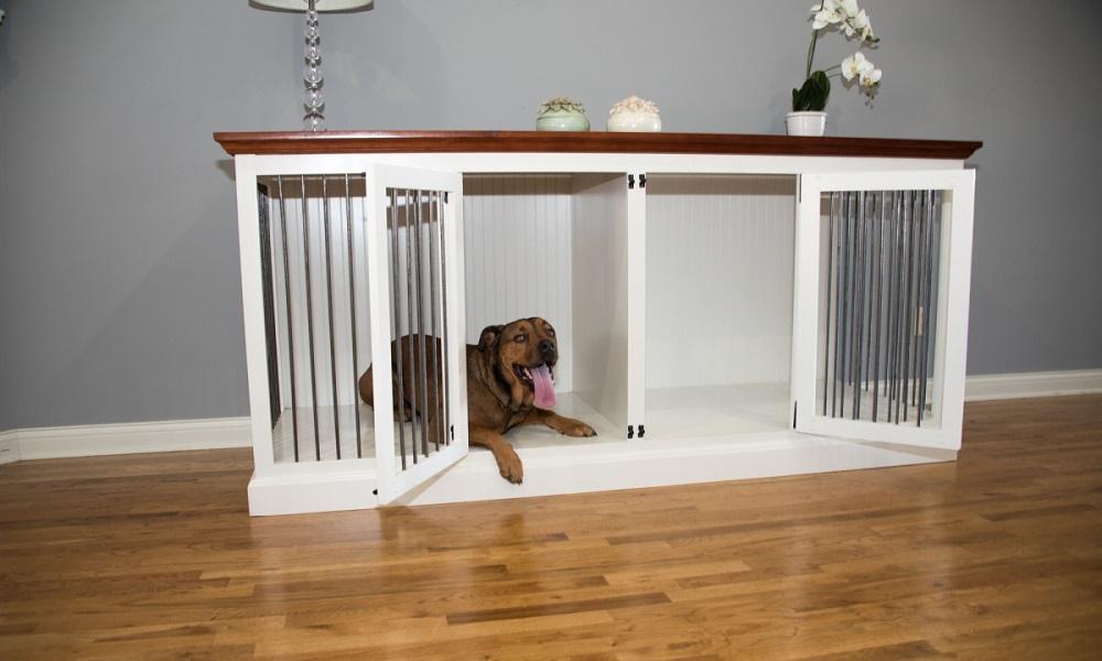 Best Dog Crate Furniture