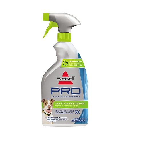 Bissell Destroyer Pet Carpet Cleaner Review