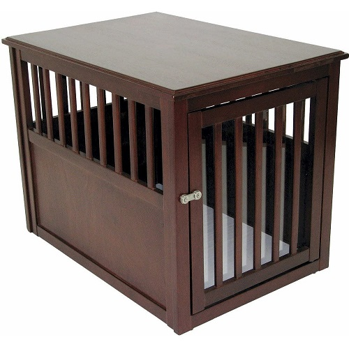 Crown Pet Products Wood Pet Crate Review