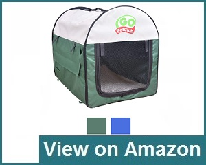 Go Pet Club Soft Crate Review