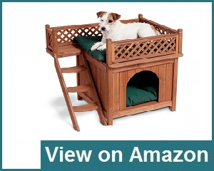 Merry Pet Wood Pet House Review