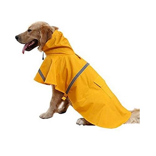 NACOCO Large Dog Raincoat Review