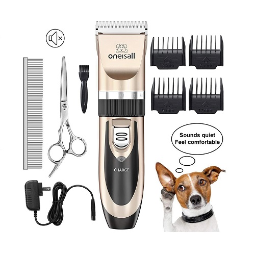 Oneisall Dog Shaver Grooming Clipper Review