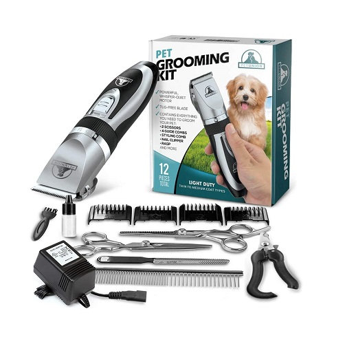 Pet Union Professional Dog Grooming Clipper Review