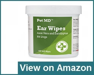 PetMD Ear Wipes Review