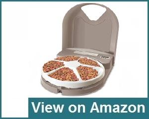 PetSafe Food Dispenser Review