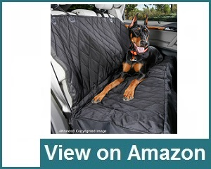 4Knines Dog Seat Cover Review