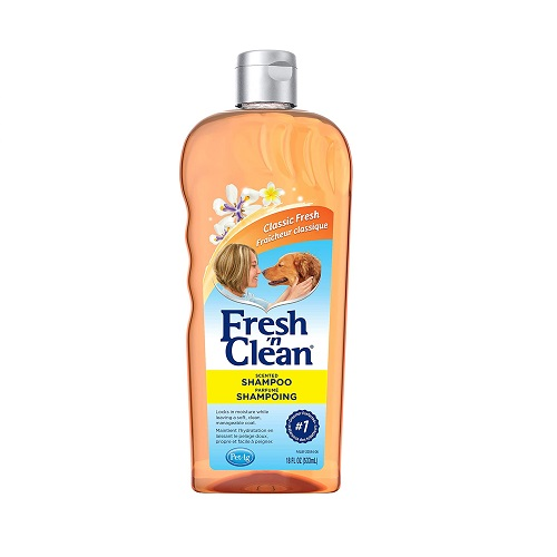 Fresh 'n Clean Scented Shampoo Review