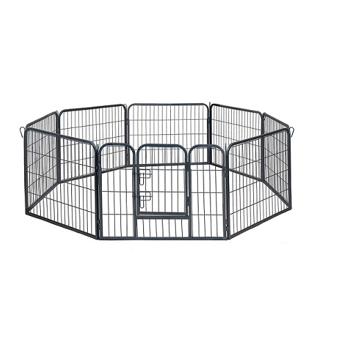 Paws & Pals Wire Pen Dog Fence Playpen Review