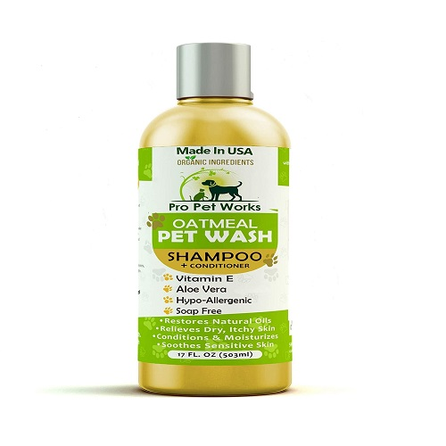 Pro Pet Works All Natural Dog Shampoo Review