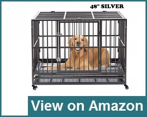 Sliverylake Cage Crate Kennel Review
