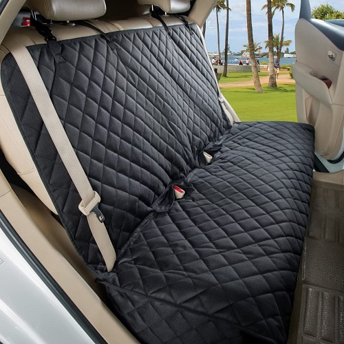 VIEWPETS Car Seat Cover Review