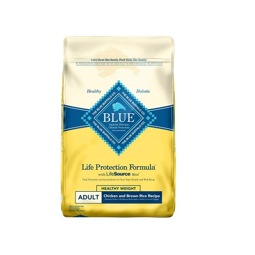 Blue Buffalo Dry Diet Dog Food Review