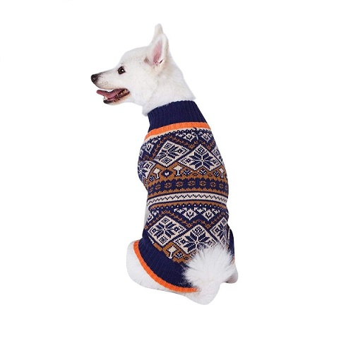 Blueberry Dog Christmas Sweater Review