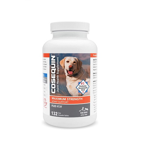 Cosequin Maximum Strength Dog Joint Supplement Review