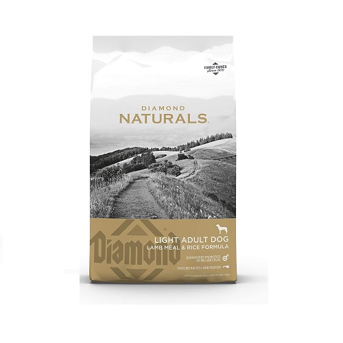 Diamond Naturals Light Diet Dog Food Review