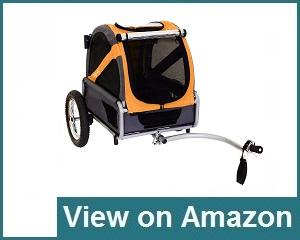 DoggyRide Mini Bike Trailer Review