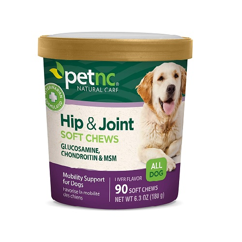 PetNC Natural Care Hip and Joint Supplement Review