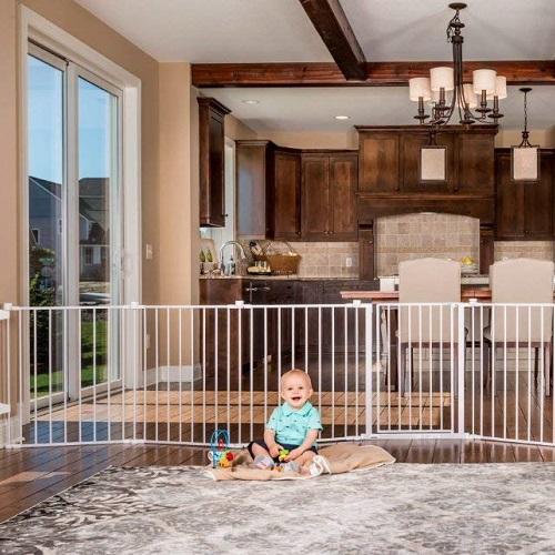 Regalo Super Wide Dog Gate Review