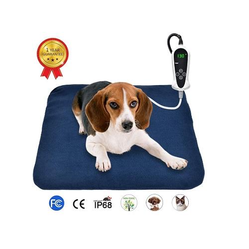 Riogoo Pet Heating Pad Review