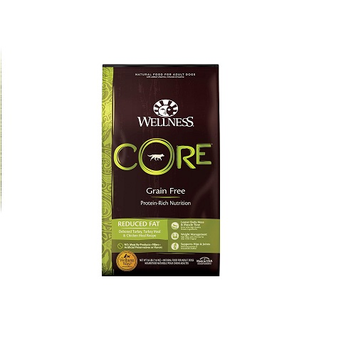 Wellness Core Natural Grain-Free Diet Dog Food Review