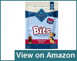 Blue Buffalo Dog Treat Review