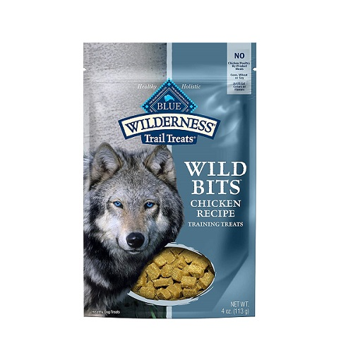 Blue Buffalo Training Dog Treat Review